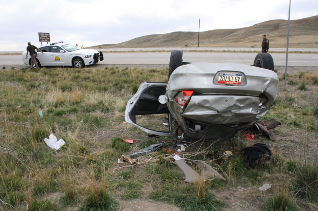 Idaho woman dies in single vehicle rollover – Cache Valley Daily