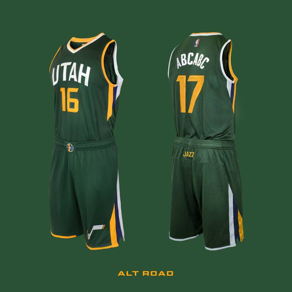 finest selection 83259 934b0 Updated logos recall classic era of Utah Jazz – Cache Valley ...