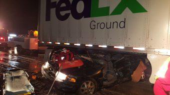 Clarkston man dies in freeway accident near Willard – Cache