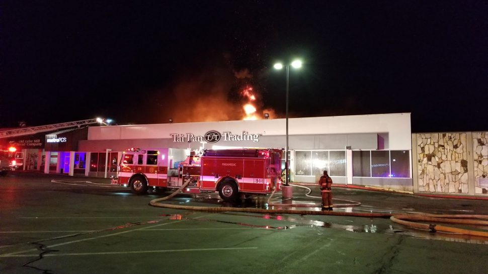LOGAN U2014 A Fire Early Wednesday Morning Caused Extensive Damage To A Local Home  Décor Store. Fire Fighters Were Called To Tai Pan Trading At 70 E. 400 N.  ...