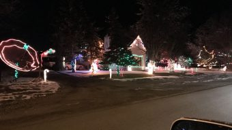 if you want to see some of the best christmas lights in cache valley without driving aimlessly for hours hoping to stumble upon the best displays - Best Christmas Light Shows