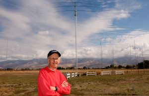 Lewiston antenna farm making contact with the world – Cache Valley Daily
