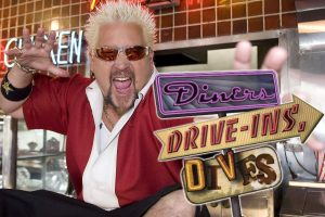 Diners, Drive-Ins and Dives host pays MayMoes Cajun Grill a visit