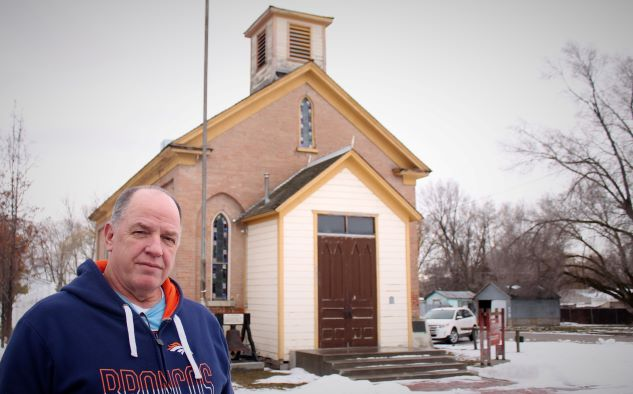Historic church acquired by Corinne City