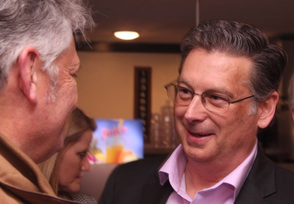 Chris Wilson announces bid for senate seat in District 25, challenging Lyle Hillyard
