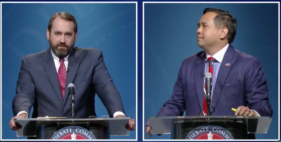 Charges fly as Attorney General candidates debate