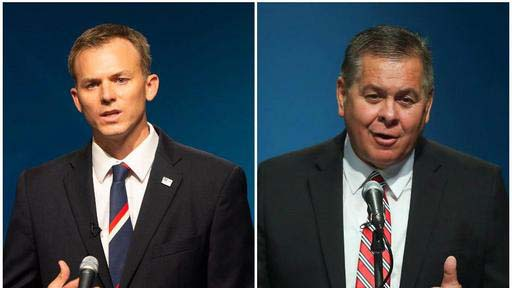 Utah candidates square off to replace retiring GOP House Rep