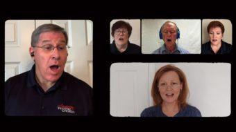 America Festival Chorus and Orchestra present a virtual Veterans