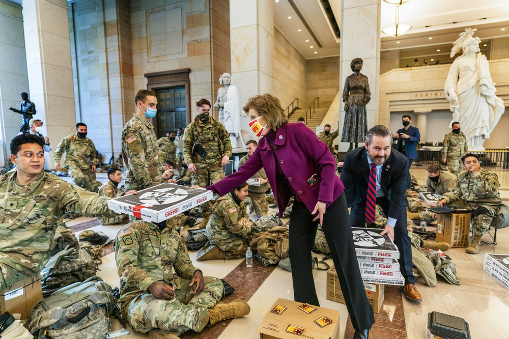 Trump impeached after Capitol riot; historic second charge – Cache Valley Daily