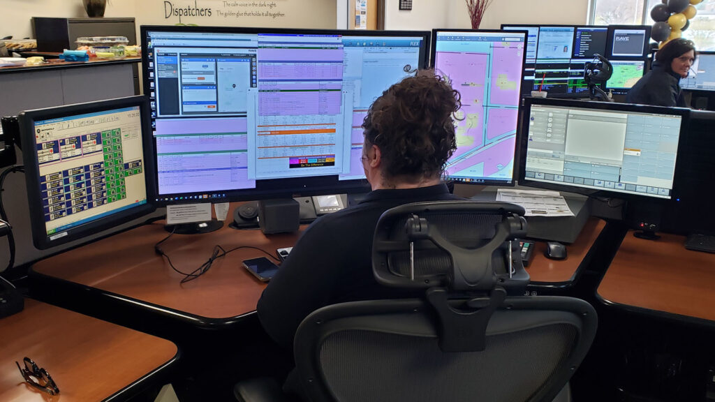 """911 dispatchers honored for their """"unseen"""" service and teamwork"""
