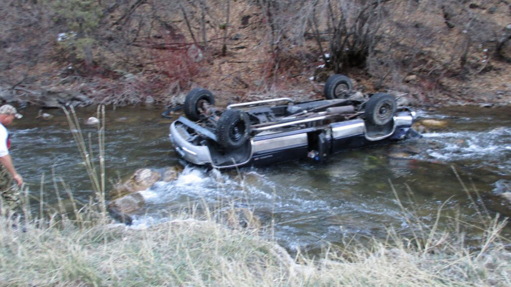 UHP suspect impairment in Saturday's Logan Canyon fatal rollover