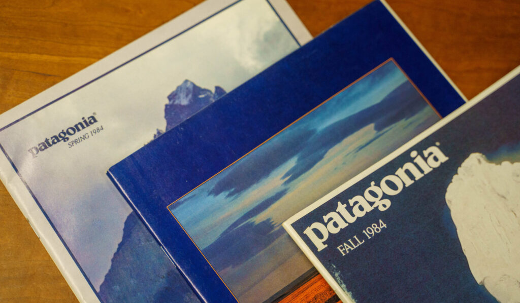 Cataloging the history of outdoor rec products